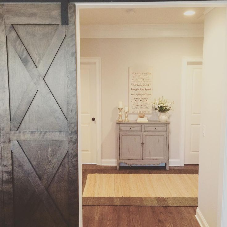 Dove Grey Accent Color Wall: The Walls Are Sherwin Willams Agreeable Gray
