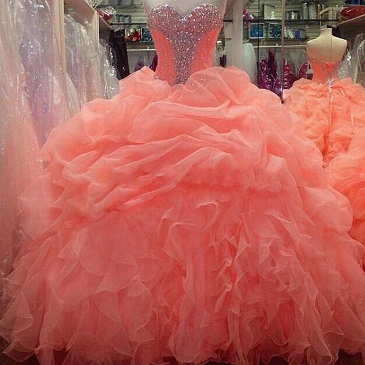 Quinceanera Dress,ball gown