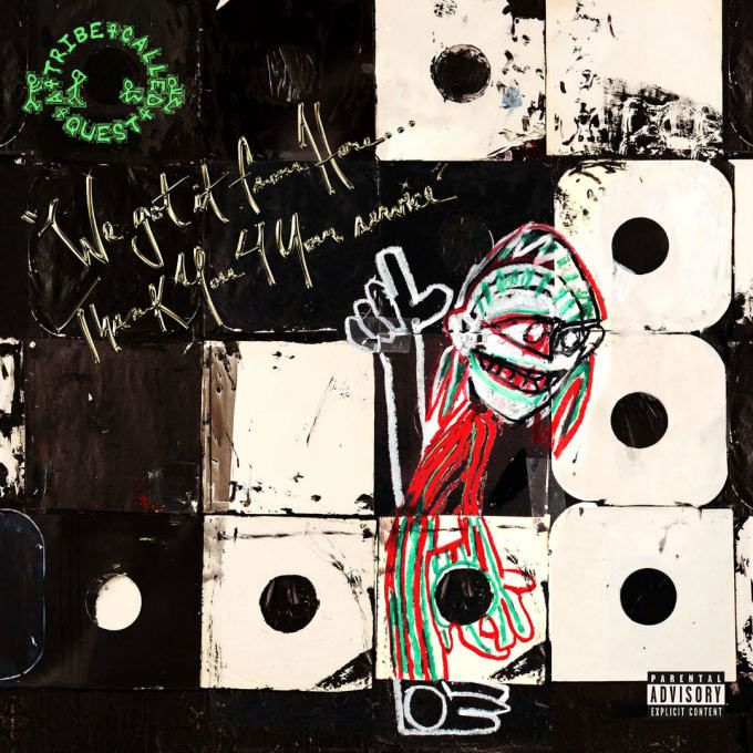 A Tribe Called Quest Share Album Artwork For <i>We Got It From Here, Thank You for Your Service</i>