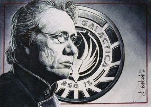 Battlestar Galactica by DavidDeb on @DeviantArt