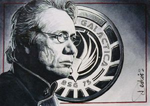 Battlestar Galactica by DavidDeb on @DeviantArt
