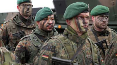 Islamitische extremisten willen bij Duits leger voor de militaire training