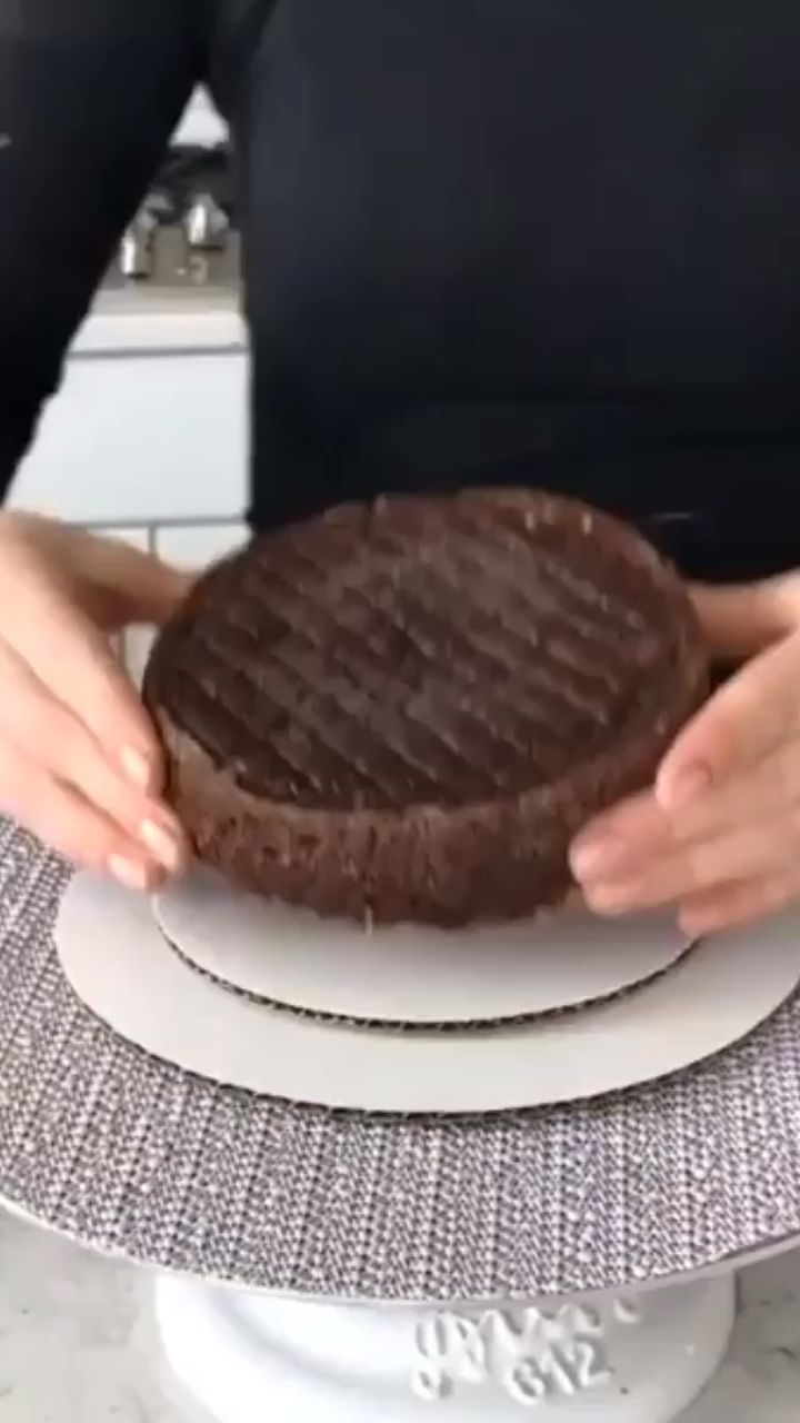 Cake decorating idea – sweet (^o^)/