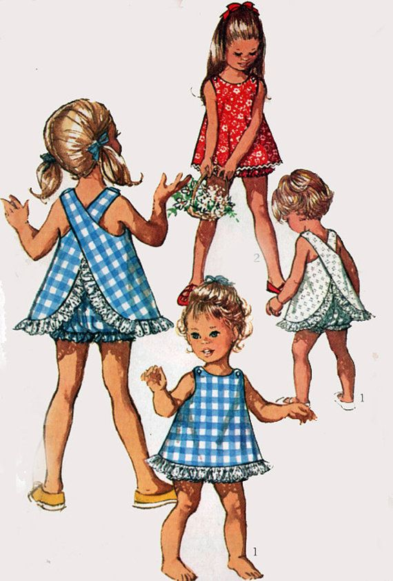 Vintage 1960s Sewing Pattern - there are free patterns like these on Pinterest! I pin this as inspiration for fabric and trimmings