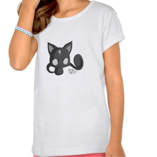 Kids T-Shirt - Cacahouette the cat
