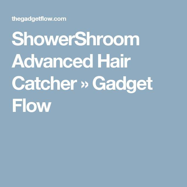 ShowerShroom Advanced Hair Catcher » Gadget Flow