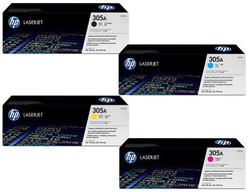 HP 305A, Four Pack of CE410A Black, CE411A Cyan ,CE412A Yellow ,CE413A Magenta Combo Set HP LaserJet Pro M451/M475 Genuine OEM Laser Toner Cartridges  http://www.discountbazaaronline.com/2016/02/04/hp-305a-four-pack-of-ce410a-black-ce411a-cyan-ce412a-yellow-ce413a-magenta-combo-set-hp-laserjet-pro-m451m475-genuine-oem-laser-toner-cartridges/