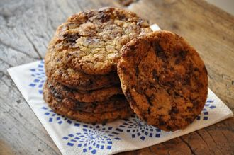 I tried these awhile ago and met with great success - the cookies came out huge and wonderfully crunchy/chewy
