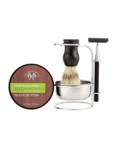 Tri-Coastal Design | Deluxe Shaving Gift Set, Fresh Eucalyptus @ Neiman Marcus Last Call!