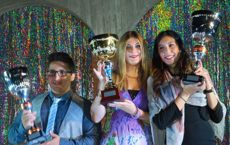 foto Vincitori  della Finalissima 27° Forettefestival ed. 2014.