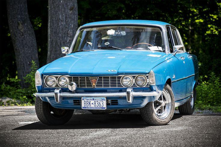 Rover 2000 TC   Flickr - Photo Sharing!