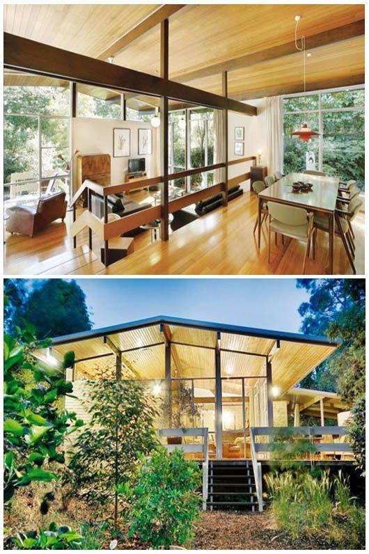 Modernist Australia guest blog on The Design Files. Secret Design Studio knows Mid Century Modern Architecture, www.secretdesignstudio.com