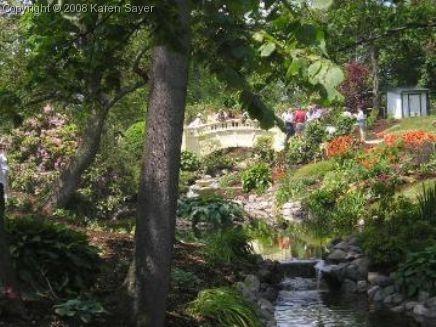 Public Gardens - Halifax