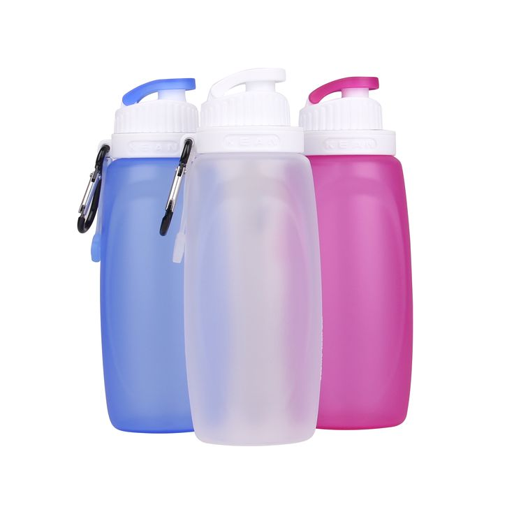 cheap clear water bottles, 320Ml  collapsible clear water bottle, kids sport clear water bottle,medical grade silicone, liquid silicone injection mold, high quality and technology