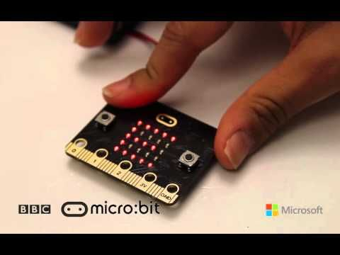 BBC micro:bit - Compass - YouTube