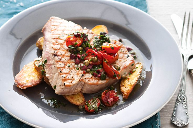 ... Fabulous fish recipes on Pinterest | Fish, Salmon and Grilled fish