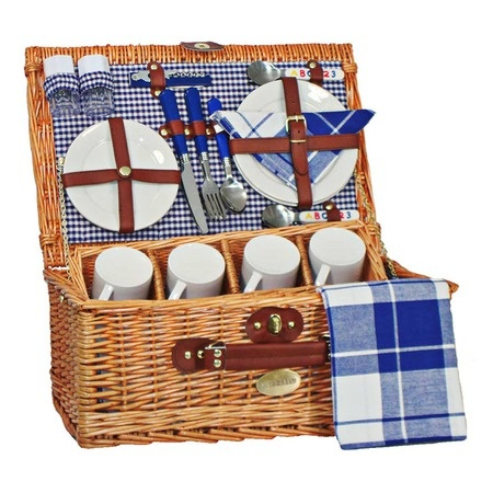 Wedding Gift Picnic Basket : Want this as a wedding gift! wish list Pinterest Picnic Baskets ...