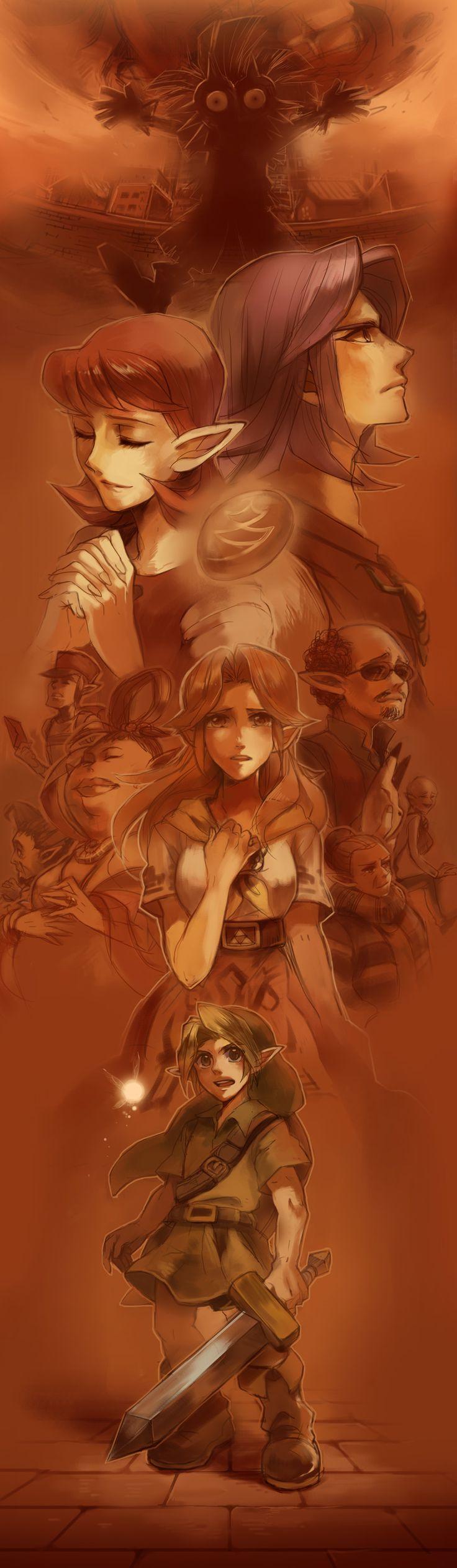 /Majora's Mask/#1162630 - Zerochan | The Legend of Zelda: Majora's Mask