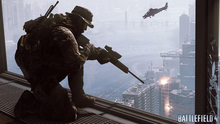Battlefield 4 Gameplay Walkthrough Part 1 - Campaign Mission 1 - Baku (BF4)