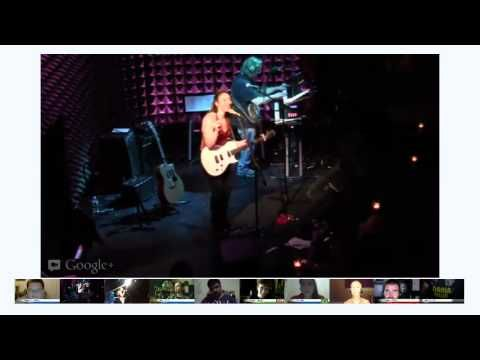 """Meet Singer Daria Musk And The Low-Carbon Google+ Concert Of The Future - Daria Musk - """"You Move Me"""" - Live at Joe's Pub NYC"""