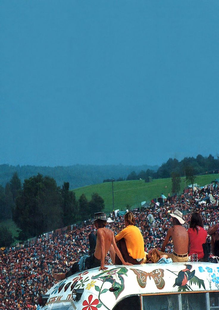 #travelcolorfully woodstock 1969      would have loved to have been there
