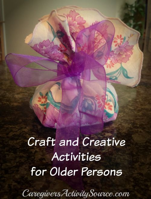 Craft and Creative Activities