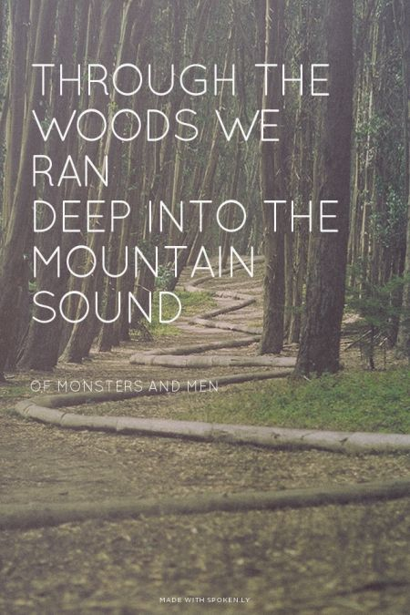 """Mountain Sound"" - Of Monsters and Men"