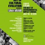 Environmental Film Festival at Colony1 Wynwood (Open Air): http://www.soflanights.com/?p=146149