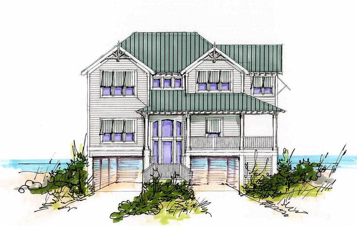 beach house plans with wrap around porches 797 best beach house images on pinterest beach houses