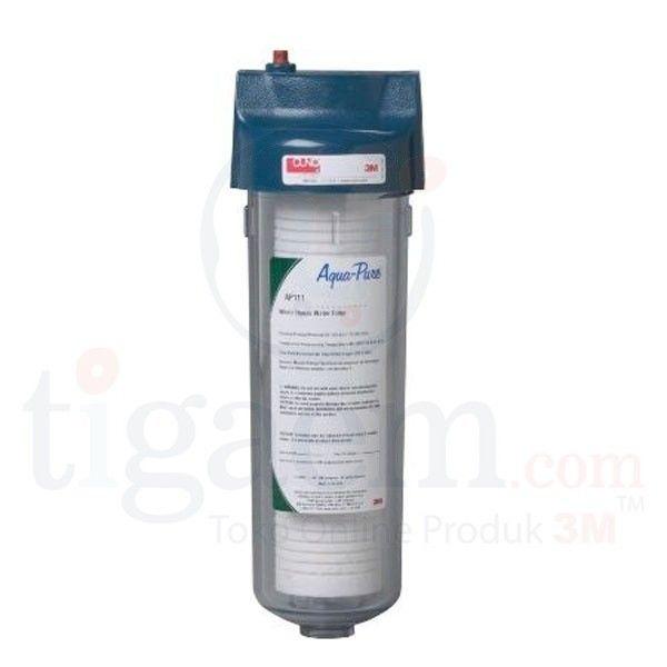"""3M Aqua Pure AP11T Water Filter System - Filter Air Bersih Untuk Rumah Tangga Terbaik di Jual dg Harga Murah  - Konektivitas 3/4"""" NPT inter outlet - Maksimum tekanan air 125 psi (8,6 bar) - Maksimum operating temperatur 37,8 C.  http://tigaem.com/residential-water-filter/1625-3m-aqua-pure-ap11t-water-filter-system-filter-air-bersih-untuk-rumah-tangga-terbaik-di-jual-dg-harga-murah.html  #aquapure #waterfilter #filterair #3M"""