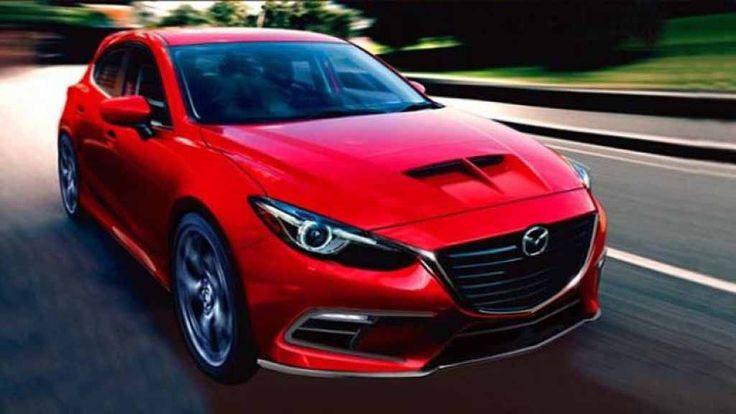 Mazda 3 Hatchback 2015