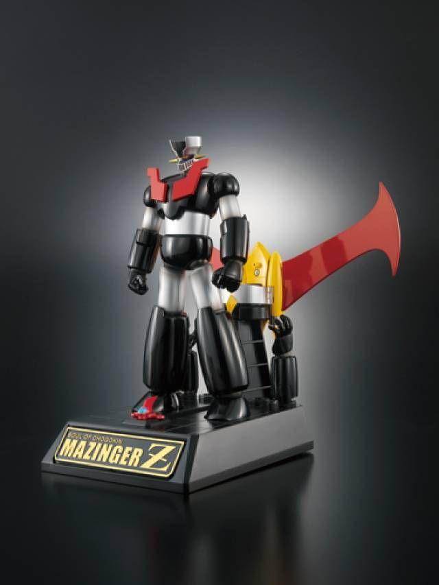 Bandai Mazinger Z Soul of Chogokin GX-47 Energa Z Action Figure From Japan