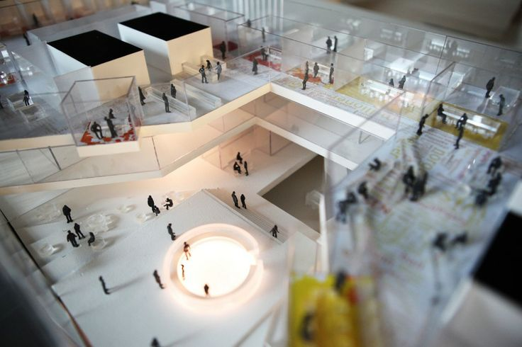 Media City Bergen (MCB) Winning Proposal / MAD arkitekter