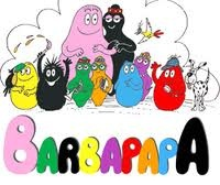 This is the story of the Barbapapas!!!!