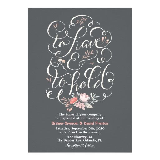 17 Best images about Printed Wedding Invitation Templates on – Custom Printed Wedding Invitations