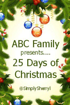 ABC Family 25 Days of Christmas - Family Movies