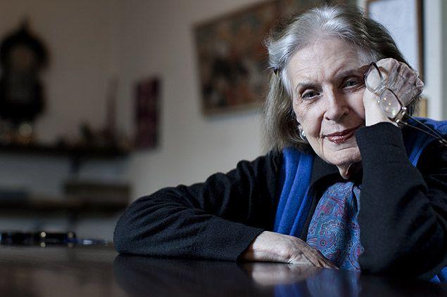 Lygia Fagundes Telles é indicada ao Nobel de Literatura
