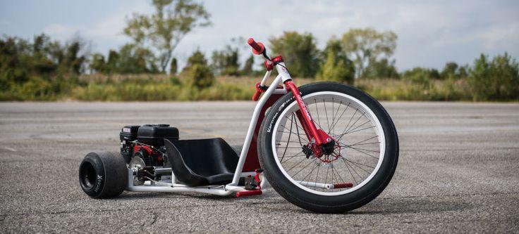 The 25+ best Gas powered drift trike ideas on Pinterest   Drift ...