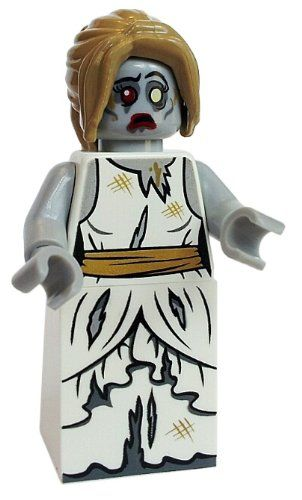 LEGO Zombie Bride - LEGO Monster Fighters Minifigure