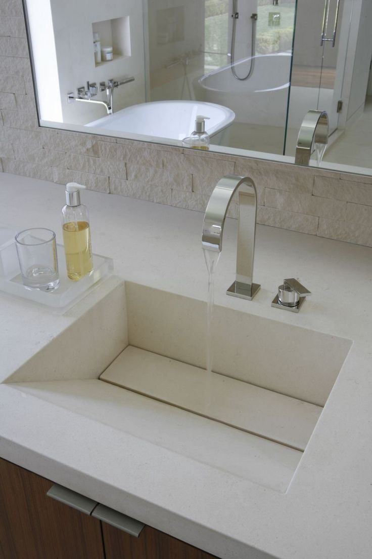 37 best images about beautiful bathroom sinks on pinterest for High end bathroom sink