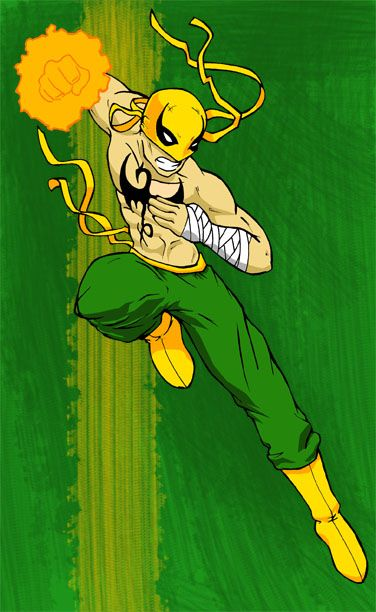The immortal iron fist 22