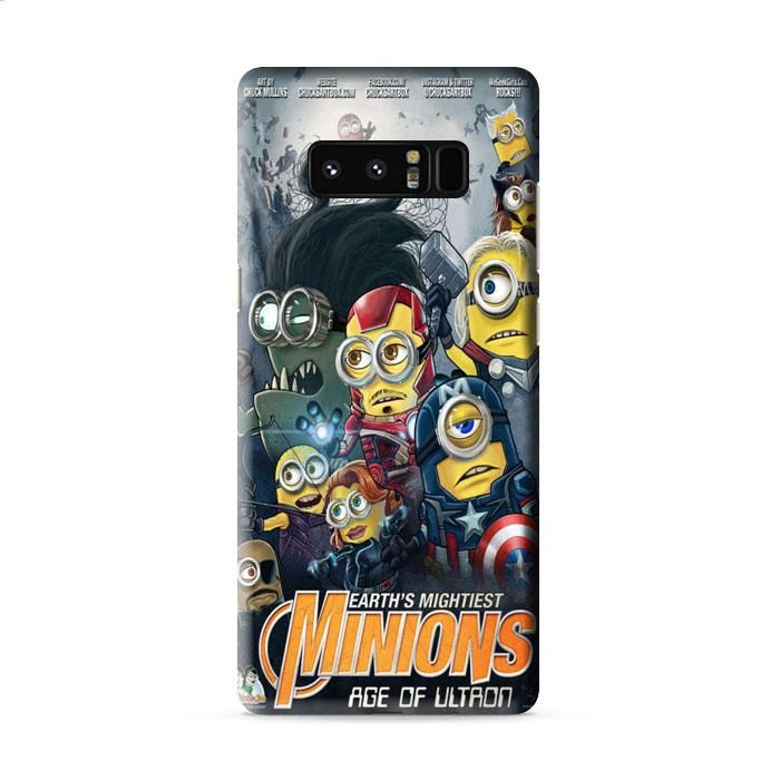 Minion Avengers Samsung Galaxy Note 5 3D Case Caseperson