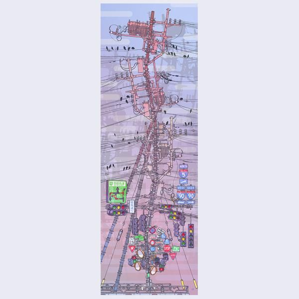 ENFU - Mixed Signals Print