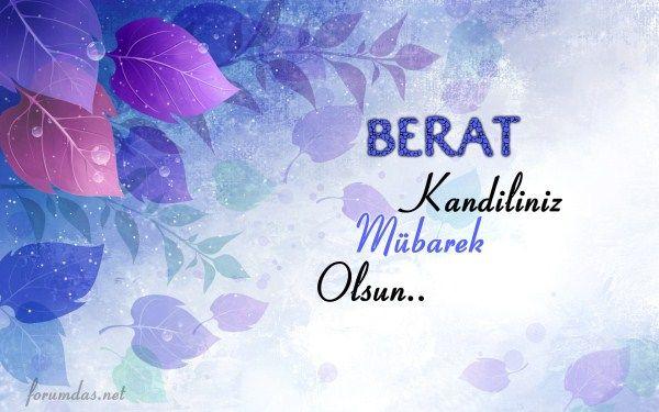 Berat Kandili'nin anlam ve önemi Ramazan ayının müjdecisi Berat Kandili, Şaban ayının 14.gününü 15.gününe bağlayan geceye deniyor. Recep, Şaban, Ramazan yani üç aylar olarak adlandırılan ayların da tam ortasına gelindiğini gösteren bu gece,Osmanlı İmparatorluğu'ndaII.