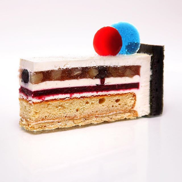 """Cake """"Circles in a Circle"""" 