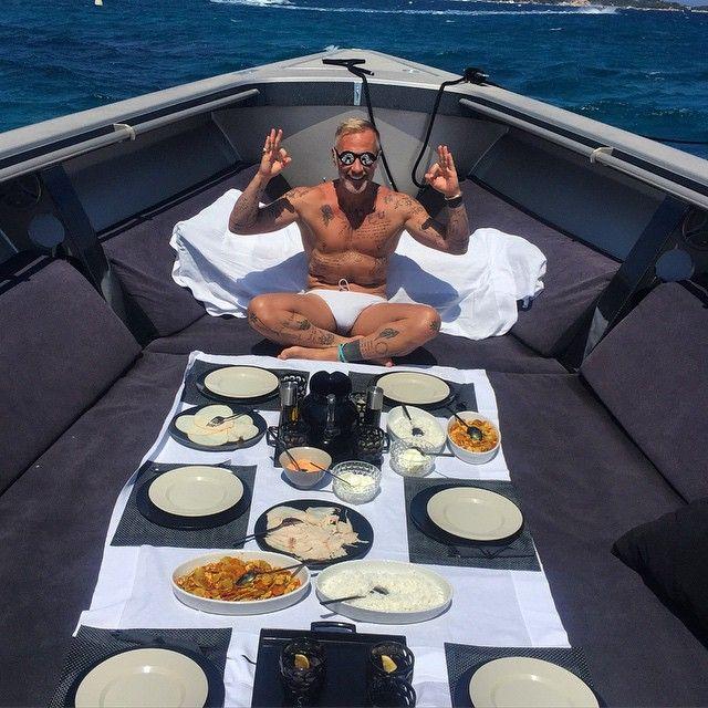 Lunch #GVlifestyle #enjoy #sardinia
