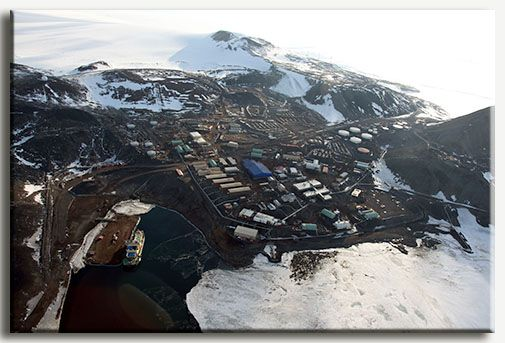 McMurdo Station                                                                                                                                                                                 More