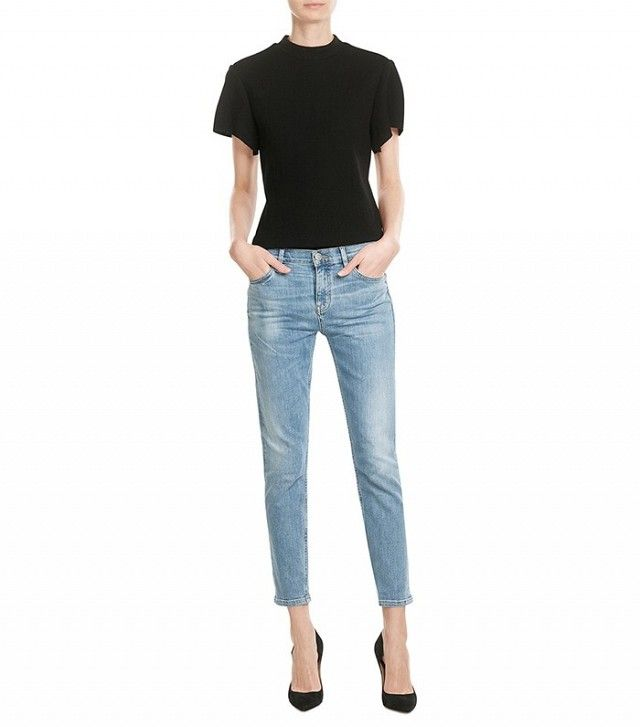 M.i.h Jeans Tomboy Cropped Jeans
