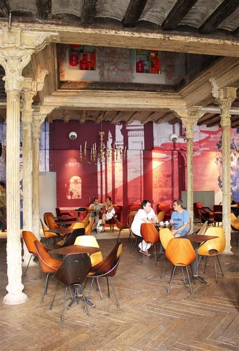 Ocaña vintage bar #barcelona