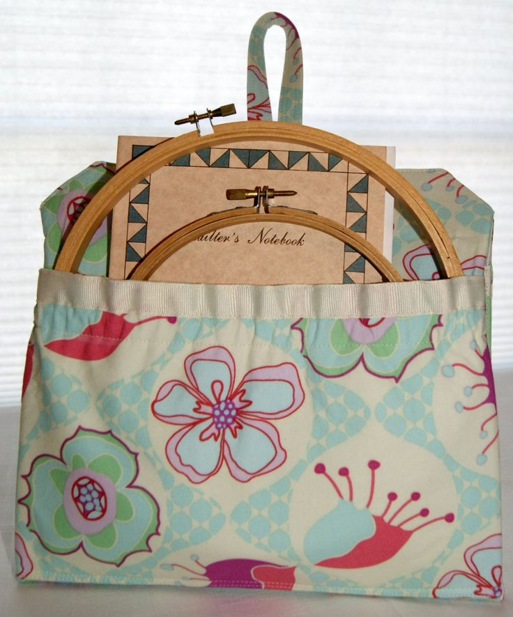 Cross Stitch Organizer DMC Floss Thread Keeper Sewing